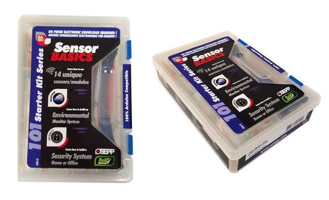 Osepp Arduino Compatible Products Osepp 101 Sensor